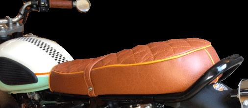 Mash 75 sellerie-cuir imperméable