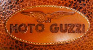 patch logo Moto Guzzi