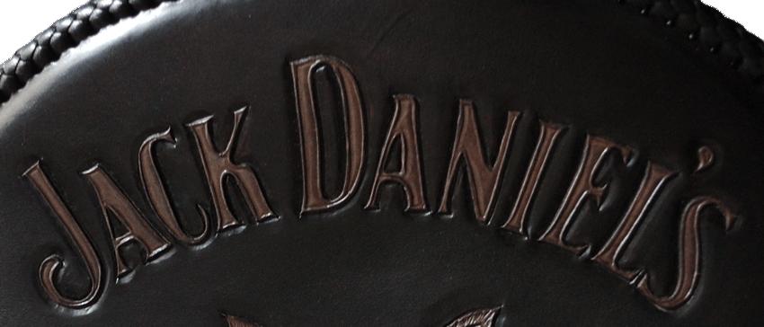 Repousssage logo Jack Daniel's